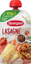 Semper 120G  Lasagne Alkaen 6 Kk, Valmis Ateria