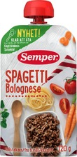 Semper 120G Spagetti Bolognese  Alkaen 6 Kk