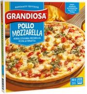 Grandiosa Pollo Mozzarella Kiviuunipizza 350G