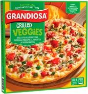 Grandiosa Grilled Veggies Kiviuunipizza 350G