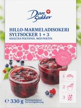 Dansukker Hillo-Marmel...