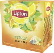 Lipton 20Ps Citrus Pyr...