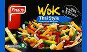 Findus Wok Thai Style ...