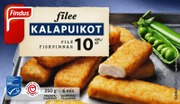 Findus Filee Kalapuikot Msc 250G, Pakaste