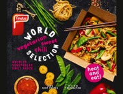 Findus World Selection Vegetarian Sweet Chili 700G, Pakaste
