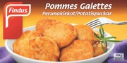 Pommes Galettes peruna...