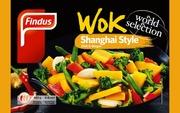 Findus Wok Shanghai Style 450G, Pakaste