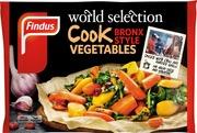 Findus World Selection Cook Bronx Style Vegetables 450G, Pakaste