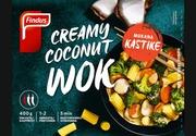 Findus Creamy Coconut Wok 400G, Pakaste