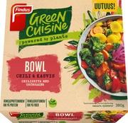 Findus Green Cuisine Chili & Kasvis Bowl 380G, Pakaste