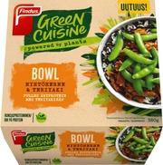 Findus Green Cuisine Nyhtöherne & Teriyaki Bowl 380G, Pakaste