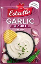 Estrella Dipmix Garlic & Chili 13G