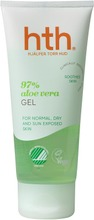 Hth 97% Aloe Vera Gel For Normal, Dry And Sun Exposed Skin Kosteusgeeli 100Ml