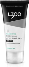 L300 For Men Refreshing After Shave Balm Fragrance Free Hajusteeton Partabalsami 60Ml