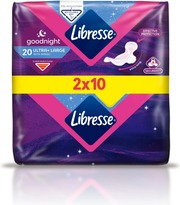 Libresse 20kpl Ultra Goodnight side