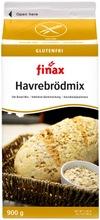 Finax 900G Kauraleipäjauhoseos Gluteeniton