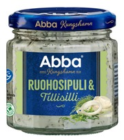 Abba Msc Ruohosipuli- Ja Tillisilli 210G
