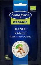 Santa Maria 17G Organic Kaneli Jauhettu