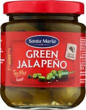 Santa Maria 215G Green Jalapeño Hot