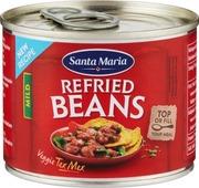 Santa Maria 215G Refried Beans