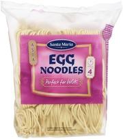 "Santa Maria 200G Egg Noodles ""Perfect For Wok"""