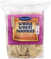 "Santa Maria 200G Whole Wheat Noodles ""Perfect For Wok"""