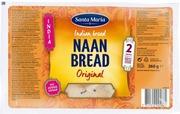 Naan Bread Original 260G