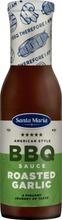 Santa Maria 335G Bbq Sauce Roasted Garlic