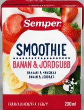 Semper 200Ml Smoothie ...