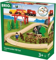 Brio Countryside Hill Set
