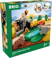 Brio Safariseikkailusetti