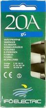 Ifö Electric Tulppasulake 20A 5Kpl
