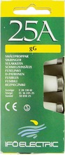 Ifö Electric Tulppasulake 25A 5Kpl