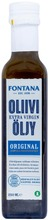 Fontana Extra Virgin Oliiviöljy 250Ml Original