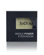 Isadora Single Power Eye Shadow 2,2G 16 Park Green Luomiväri