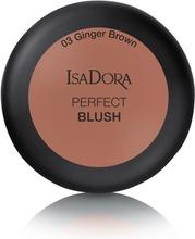Isadora Perfect Blush 4,5G 03 Ginger Brown Poskipuna