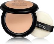 Isadora Velvet Touch Sheer Cover Compact Powder 10 G Kivipuuteri Warm Beige