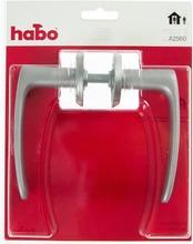 Habo Ulko-Ovenpainike A2560 Mattakromi