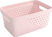 Säilytyskori Star Basket 4,5L Vaaleanpunainen