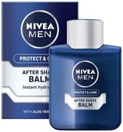 Nivea Men 100Ml Protect & Care Moisturising After Shave Balm -Partabalsami