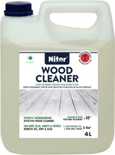 Nitor Terassinpesuaine Wood Cleaner 4L