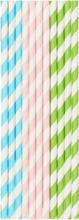 Duni 25Kpl 20Cm Pastelli Paperipillilajitelma