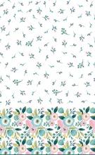 Duni Dunicel 138X220cm Blossoms Pöytäliina