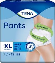 TENA Pants inkohousut Plus XL 12 kpl