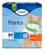 Tena Pants Plus Medium Inkontinenssihousut 9 kpl