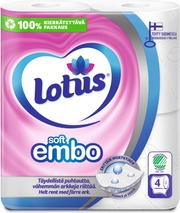 Lotus Soft Embo Wc-Pap...