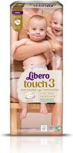 Libero Touch Teippivaippa Koko 3, 4-8Kg 50 Kpl