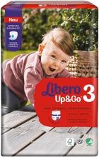 Libero Up&Go 48Kpl Koko 3, 5-9Kg Housuvaippa