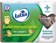Lotus Luonnonystävän Wc-Paperi 6 Rll