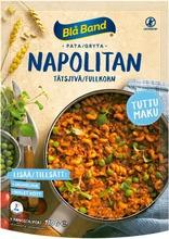 Blå Band laktoositon täysjyvä Napolitan Pata täysjyväpasta-kasvis-mausteseos 170g
